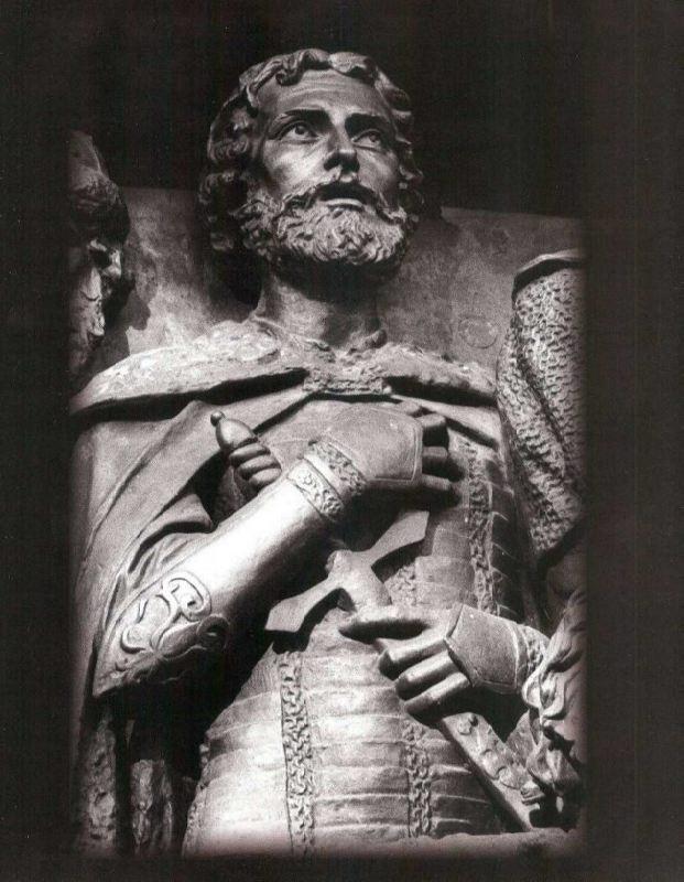 Legendary Alexander Nevsky