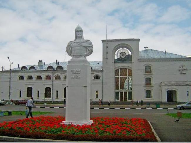 Outstanding Alexander Nevsky