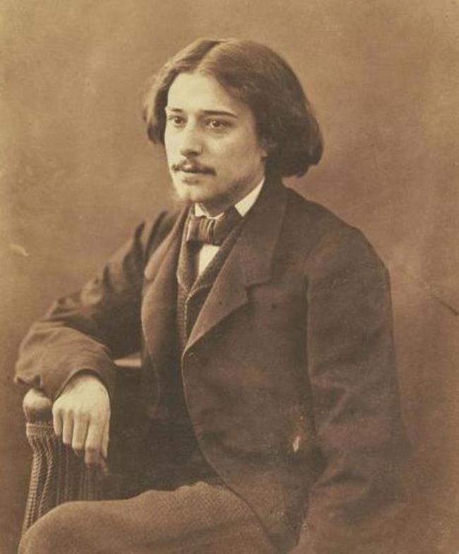 Outstanding Alphonse Daudet