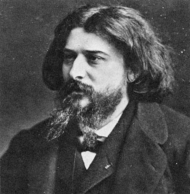 Prominent Alphonse Daudet