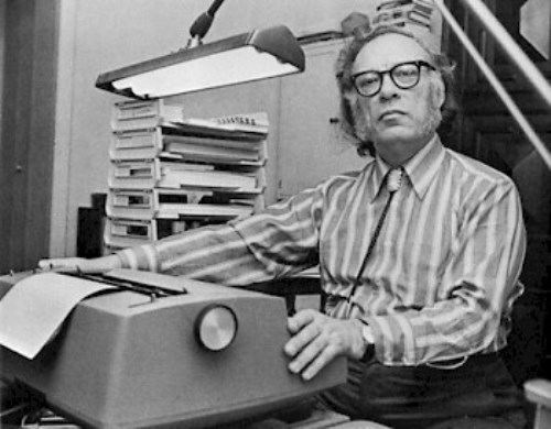 Renowned Isaac Asimov