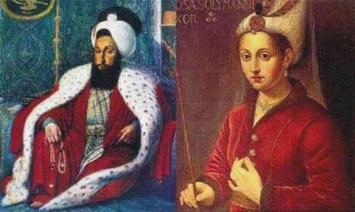 Suleiman and Rosolana