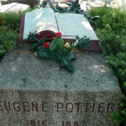 Tomb of Eugene Pottier