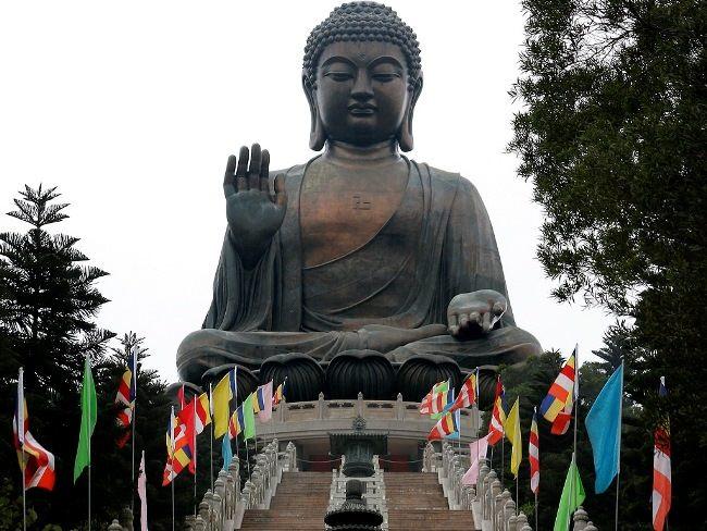 Big Buddha or Tian Tan Buddha