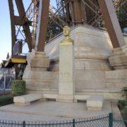 Bust of Gustave Eiffel