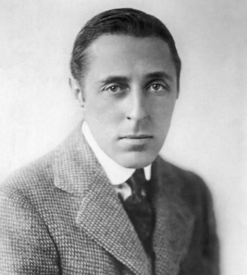 D. W. Griffith - American film maker