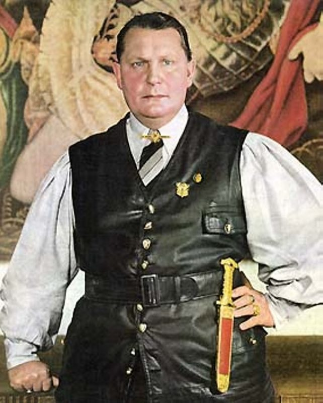 Göring - war criminal of the Third Reich