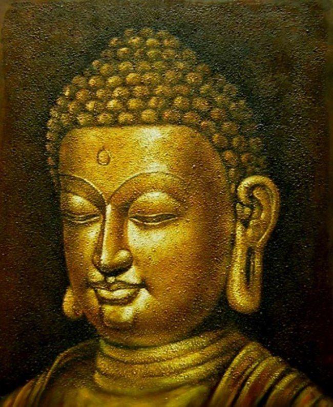 Gorgeous Buddha