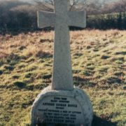 Grave of Arthur Conan Doyle