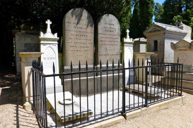 Grave of Gustave Flaubert
