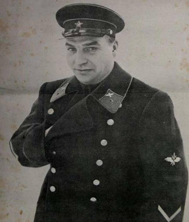 Great Valery Chkalov