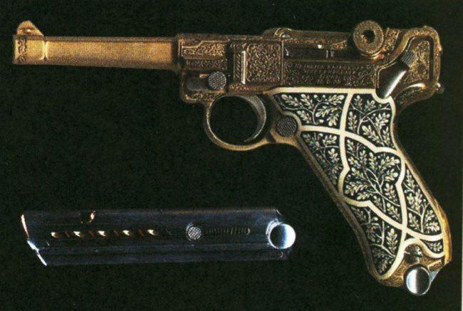 Gun of Hermann Goering