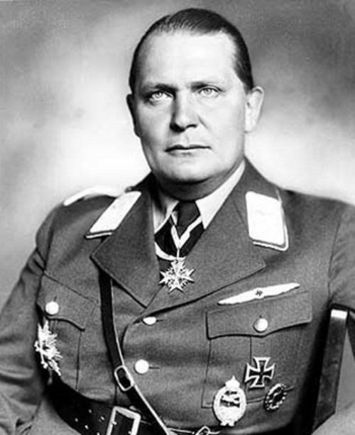 Image result for hermann goering