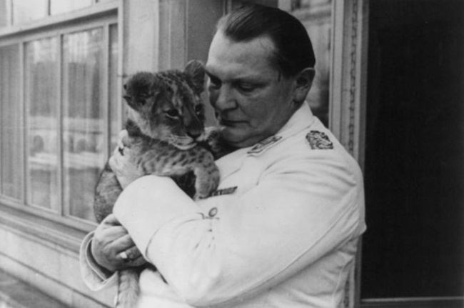 Infamous Hermann Goering