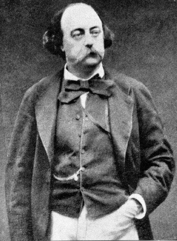 Known Gustave Flaubert