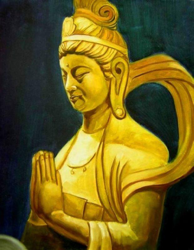 Magnificent Buddha