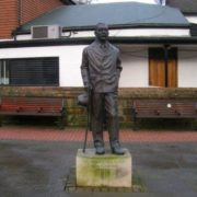 Monument to Arthur Conan Doyle