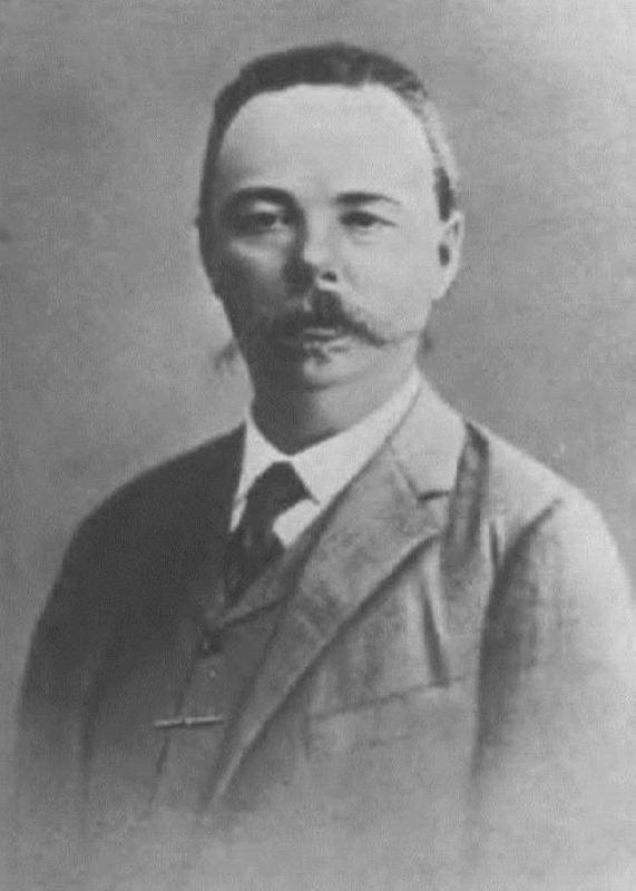 Nikolai Alexandrovich Scriabin – father of the composer