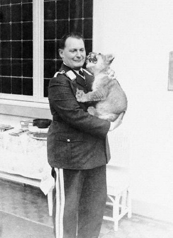 Notorious Hermann Göring