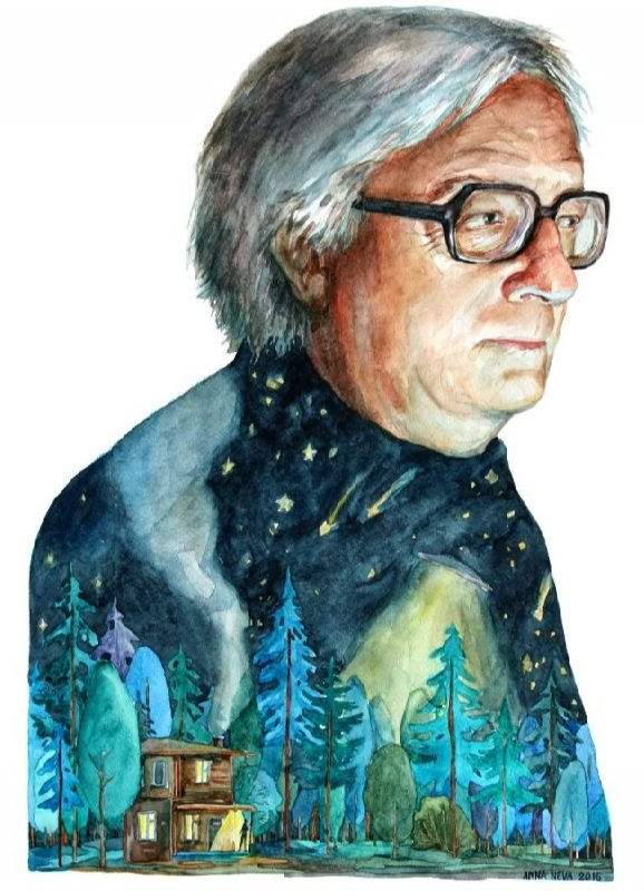 Prominent Ray Bradbury