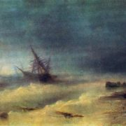 The Storm. 1872