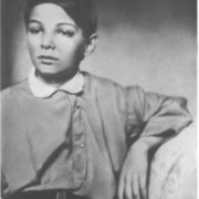 Yulian Skryabin, son of the composer