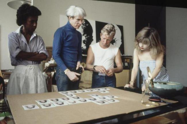 Prominent Andy Warhol