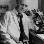 Alexander Fleming – Scottish bacteriologist
