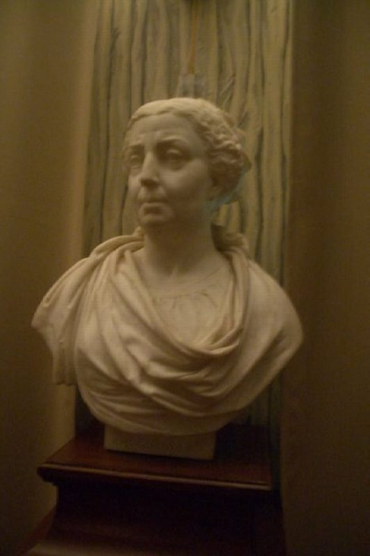 Bust of George Sand