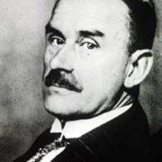 Celebrated Thomas Mann