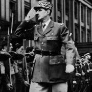 Famous Charles de Gaulle