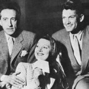 Jean Cocteau and Jean Mare
