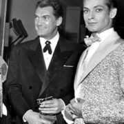 Jean Marais and Georges Reich