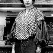 Katia Pringsheim, wife of Thomas Mann