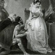 Lady Jane Grey after Robert Smirke