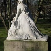 Monument to George Sand