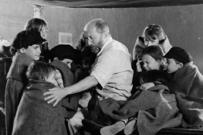 Outstanding Janusz Korczak