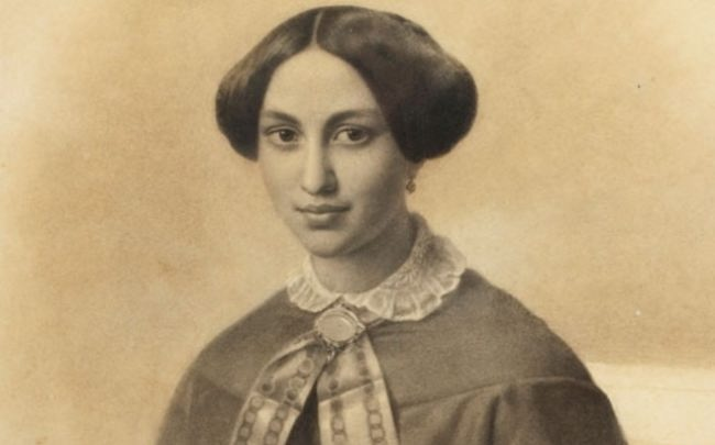 Prominent George Sand
