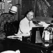 Prominent Thomas Mann