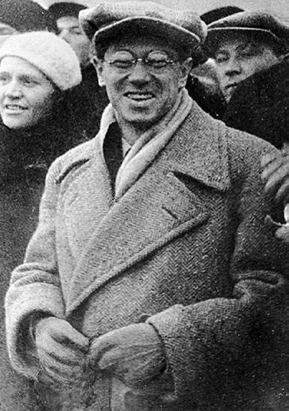 Prominent writer Lion Feuchtwanger