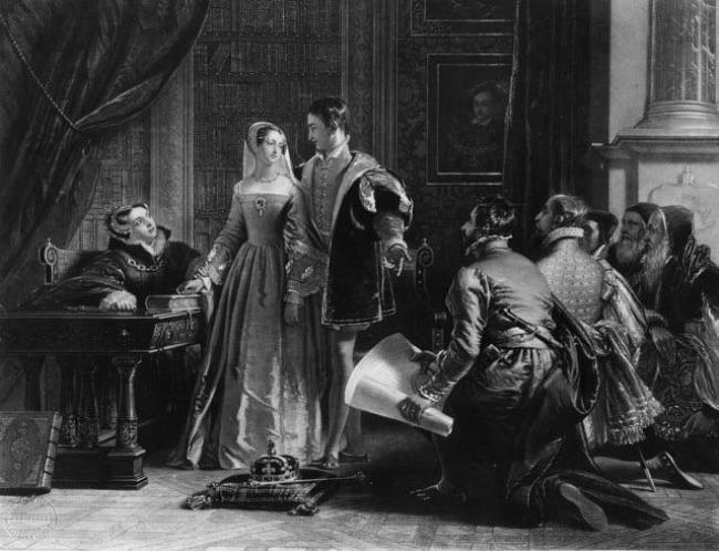Queen of England Jane Grey