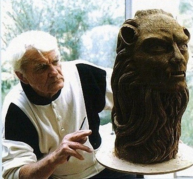 Sculpture by Jean Marais