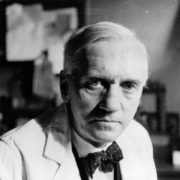 Talented Alexander Fleming