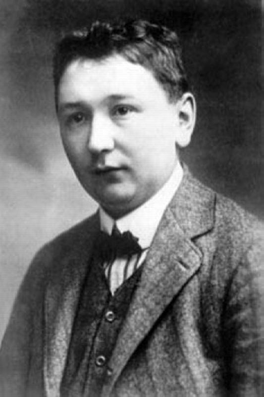Talented writer Jaroslav Hasek