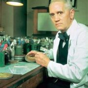 Well known Alexander Fleming