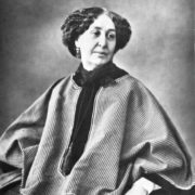 Well known George Sand