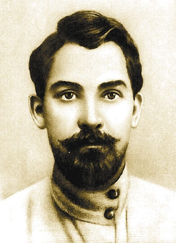 Well known Nikolai Shchors