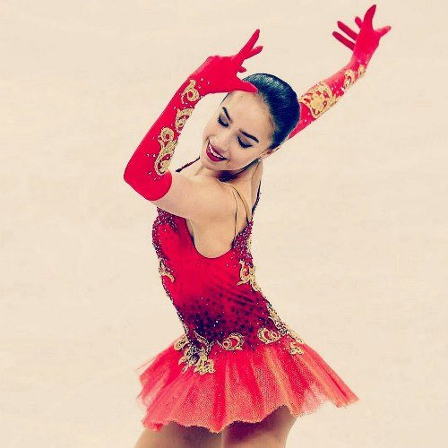 Alina Zagitova – beautiful Olympic champion