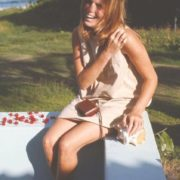 Attractive Linda McCartney
