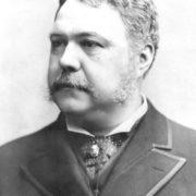Chester A. Arthur in 1882